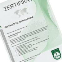 DEKRA-Zertifikat-